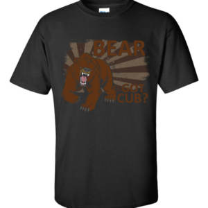Big Hombre – Bear Got Cub Flag