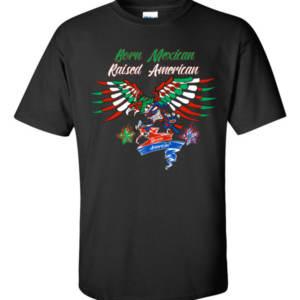 Big Hombre – Born Mexican…Raised American